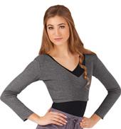 Adult Kym Knit Warm Up Wrap Sweater