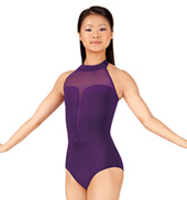Adult Aaliya Halter Leotard