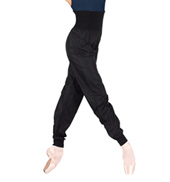 Adult High Waist Garbage Bag Dance Pants