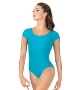 Adult Essential Cap Sleeve Leotard