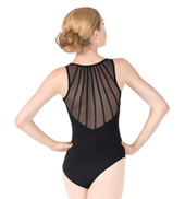 Adult Gamma Tank Powermesh Back Leotard