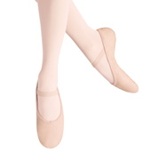 Girls Ballet Russe Full Sole Ballet Slippers