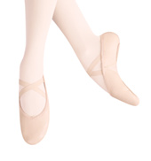 Adult Arabesque Leather Ballet Shoes