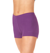 Adult Brushed Cotton Dance Shorts