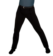 Mens Straight Leg Jazz Slacks