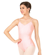 Adult Seamed Camisole Leotard