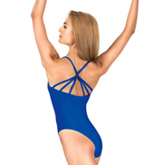Adult Triple Strap Back Camisole Leotard