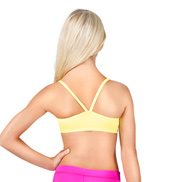 Girls V-Back Camisole Bra Top