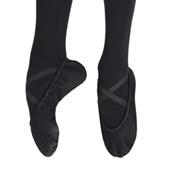 Mens Ultimate Canvas Split-Sole Ballet Slippers