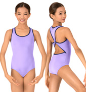 Girls Irina Racerback Tank Dance Leotard