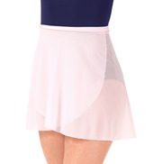 Girls Nikita Mesh Dance Wrap Skirt