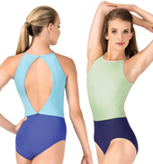 Adult Isla High Neck Tank Leotard