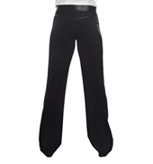 Mens Satin Detailed Latin Pants