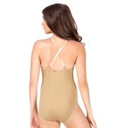 Child Seamless Camisole Undergarment Leotard