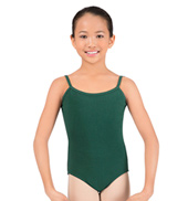 Kids Camisole Cotton Leotard