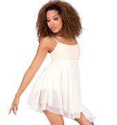 Adult Asymmetrical Camisole Dress