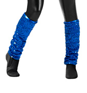 Girls Sequin Legwarmers