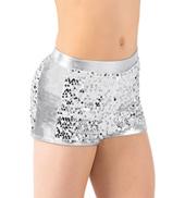 Adult Sequin Shorts