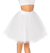 Child Satin Romantic Tutu