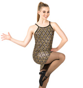 Adult Sequin Camisole Dress