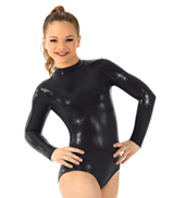 Child Mystique Long Sleeve Leotard
