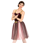 Adult Romantic Tutu Camisole Dress Set