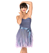 Adult Camisole Spiral Dress Set