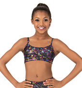 Child Zing Camisole Dance Bra Top