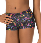 Child Zing Dance Shorts