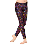 Child Zing Dance Leggings