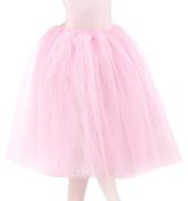 Girls Classical Length Tutu Skirt