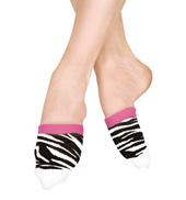 Adult Zebra Spinner Socks
