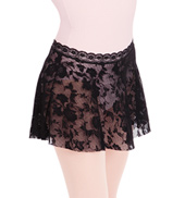 Adult Short Lace Skirt
