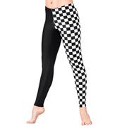 Adult Checkered Leggings