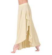 Adult Long Pull-On Hi-Lo Skirt
