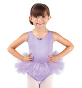 Child and Toddler Tank Tutu Dress