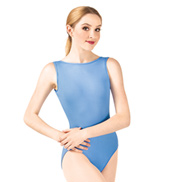 Adult Deep V-Back Tank Leotard