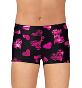 Girls Sweetheart Active Dance Shorts
