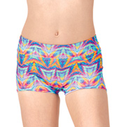 Girls Keenetik Active Dance Shorts