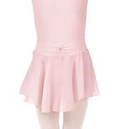 Girls Pull-On Georgette Skirt
