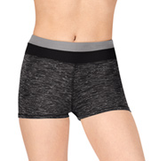 Adult Space Dye Fitness Shorts