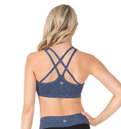 Adult Allie Double Strap Tank Bra Top