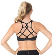 Adult Brittany Strappy Back Tank Bra Top
