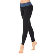 Adult Marley Color Block Ankle Leggings