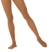 Womens Footed Opaque Tights
