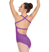 Adult Tiler Peck Crisscross Tank Leotard