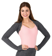 Adult Tiler Peck Textured Shrug