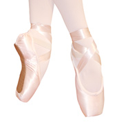 Adult Pre-Arched Pointe Shoes
