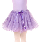 Girls Poppy Wire Hem Tutu
