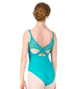 Adult Julie Criss-Cross Camisole Leotard